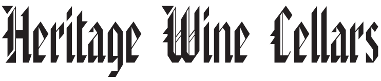 Heritage Wine Cellars Logo